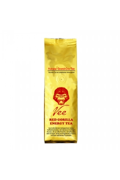 Vee's RED GORILLA ENERGY TEA