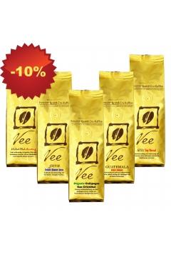 Vee's Probier-Set 3: Sortenreine Kaffees