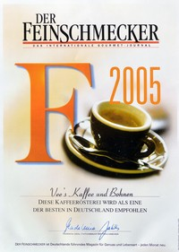 Feinschmecker Award 2005