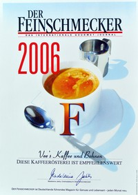 Feinschmecker Award 2006