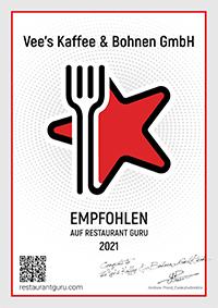 Restaurant Guru Empfehlung 2021