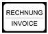 Rechnung / Invoice